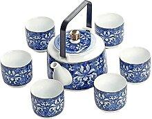 lkpqdwqz Ensemble de thé Chinois Ancien Fait à