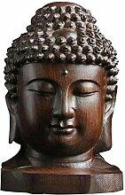 LKXZYX Jardin Exterieur Bouddha Statue Deco