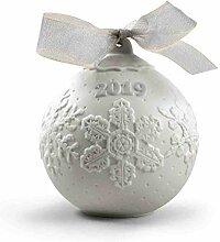 LLADRÓ Boule de Noël 2019