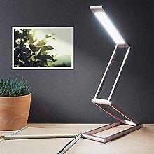 LLDE Lampe de bureau LED à intensité variable -