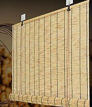 LLDSB026 Store Exterieur Bambou Fenetre - Store