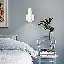 LLLKKK Lampe de chevet LED réglable, lampe murale