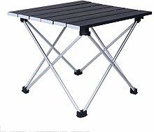 LLPEIJIE026 Table Pliante Portable, Ultra Léger