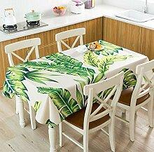 LLPZ Nappe Textile en Polyester Exquise, Nappe