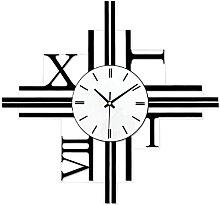 LLsp Horloge Murale Acrylique Home Homal Stand