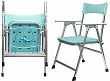 LLT Pratique Toilettes Chaise de Bain de Luxe