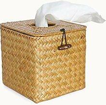 LLxxx Boîte à mouchoirs-Boîte de Rangement en