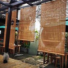 LMDX Stores Enrouleur Bambou Exterieur, Store