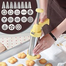 LMETJMA – Kit de presse à Biscuits avec 13