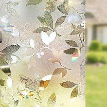 LMKJ Cristal décoratif vitrail Film de vitrail
