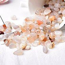 LMY-Stones, Natural Crystal Rose Quartz Mini Rock