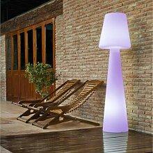 LOLA-Lampadaire d'extérieur rechargeable RGB