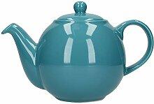 London Pottery Globe Théière avec passoire,