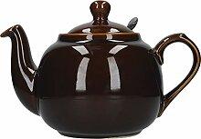 London Pottery Rockingham Théière avec filtre 6