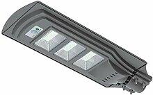 LONGWDS Applique 120 LED 60W Solaire Mouvement