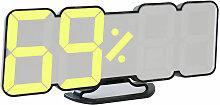 Longziming - Decdeal Réveil Numérique RVB LED