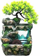 LOPADE Fontaine d'intérieur Cascade avec