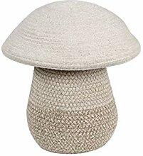 Lorena Canals Panier Baby Mushroom 97% Coton 3%