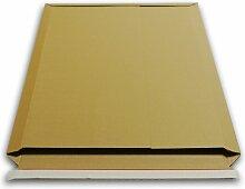 Lot de 1000 enveloppes carton calendrier A2 format