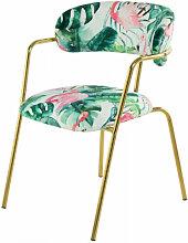 Lot de 2 fauteuils de table FANKY Multicolore -