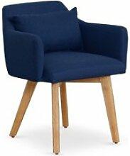 Lot de 20 chaises / fauteuils scandinaves gybson