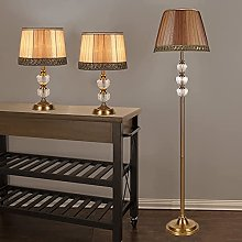 Lot De 3 Lampes Avec Lampe En Cristal Bady,