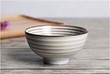 Lot de 4 bols en porcelaine d'inspiration