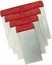 Lot de 4 spatules de peintre, NESPOLI