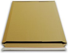 Lot de 50 enveloppes carton calendrier A2 format