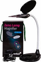 Loupe Lampe Zeno ZL13 Noir - Levenhuk