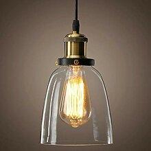 Louvra Suspension Luminaire Industrielle Vintage