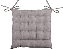 Lovely Casa Bea Galette 16 Points Polyester Taupe