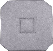 Lovely Casa Bea Galette Italienne Polyester Gris