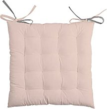 Lovely Casa Duo Galette 16PTS 40X40 CM, Coton,