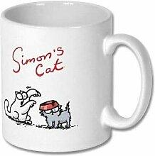 Lplpol Gifts Factory – Mug à café Simons Cat