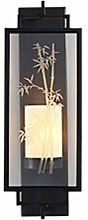 LQ Moderne minimaliste salon chambre lampe de
