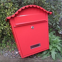 LQZYTY Boîte aux lettres murale extérieure
