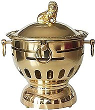 LSF Marmite mongolie en cuivre pur - Rétro - Pour