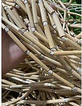 LSXIAO Bambou Rideau De Perles Ligne Rideau Couper