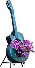 LSXIAO Support De Pot De Fleur De Guitare avec