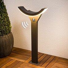 Lucande - LED Eclairage Exterieur avec Detecteur