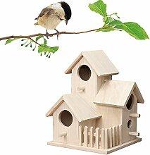 Luccase Nid d'oiseau Créatif Maison