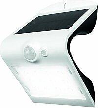 Luceco Applique Mural Solaire 400lm, Lampe