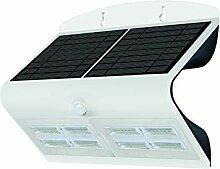 LUCECO LEXS80W40 Projecteur Solaire LED IP44 +