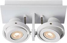 Luci - Plafonnier design LED double