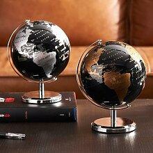 LUDA – Globe de carte du monde, décorations