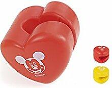 lulabi 8137700Lot de 10butoirs Disney Mickey