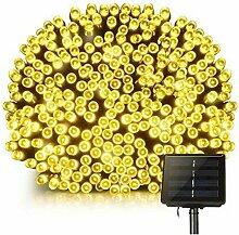 LUMI JARDIN Guirlande lumineuse solaire Yogy Solar