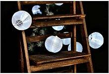 Lumi Jardin - LUMIJARDIN Lanternes guirlande