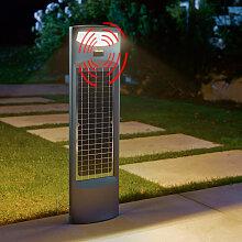 Lumière de chemin de capteur LED solaire 20W